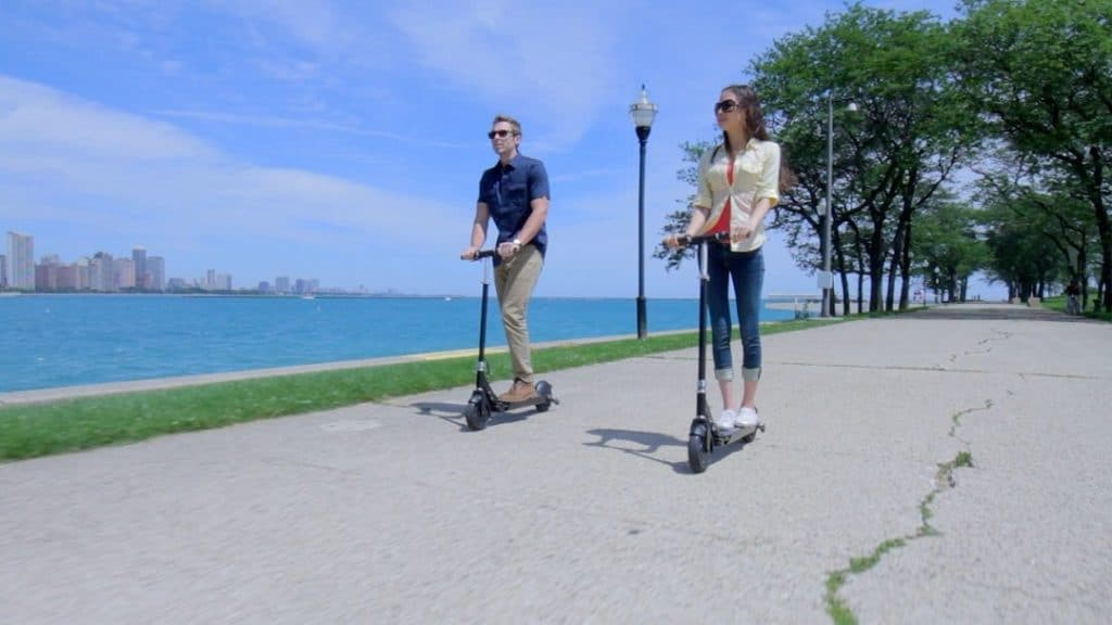 Glion Dolly Electric Scooters