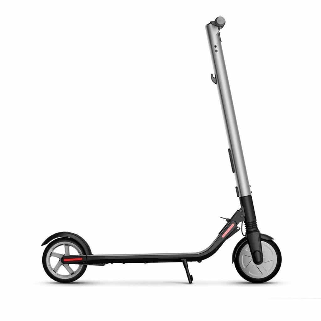 Segway ES2 electric scooter side view