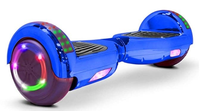 "2018 V-Fire 6.5"" Electric Self-Balancing Two-Wheel Scooter"
