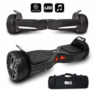 "CHO All Terrain Rugged 6.5"" Wheels Hoverboard"