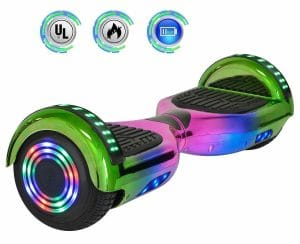 NHT 6.5″ inch Aurora hoverboard