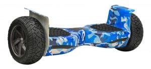 """NHT Hoverboard – All Terrain Rugged 8.5"""""""