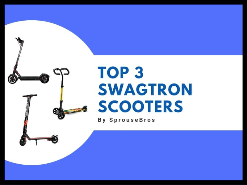 swagtron scooters header image