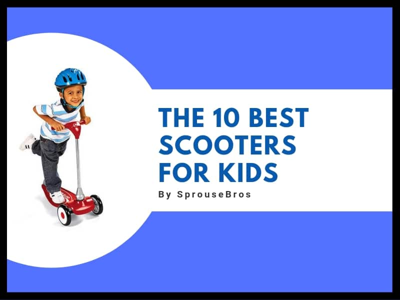 kids scooters header image