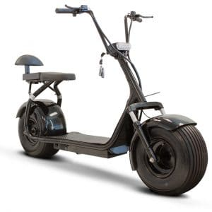 EW–08 2-seater Fat Tire Electric Scooter