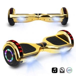 CHO Golden Hoverboard