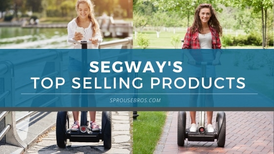 segway's top products