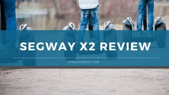 segway x2 review