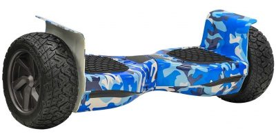 NHT Hoverboard – All Terrain Rugged 8.5""